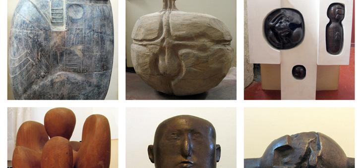 Милија Глишић - Ретроспективна изложба скулптура